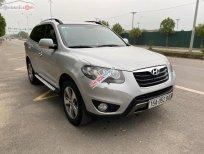 Cần bán lại xe Hyundai Santa Fe CRDI năm sản xuất 2011, màu bạc, xe nhập