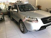 Cần bán Hyundai Santa Fe CRDI đời 2009, màu bạc, nhập khẩu nguyên chiếc