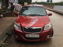 Bán Daewoo GentraX đời 2010, màu đỏ, nhập khẩu nguyên chiếc xe gia đình