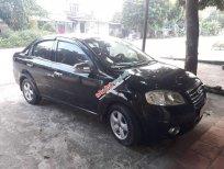 Bán Daewoo GentraX sản xuất 2009, màu đen xe gia đình, 148tr