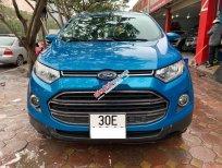 Cần bán xe Ford EcoSport 1.5L Titanium sản xuất 2016, màu xanh lam