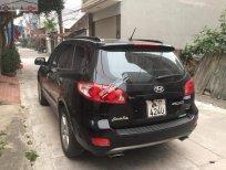 Cần bán Hyundai Santa Fe SLX sản xuất 2009, màu đen, nhập khẩu