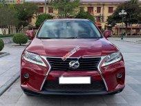 Bán Lexus RX 350 đời 2010, màu đỏ, nhập khẩu