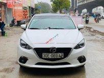 Cần bán lại xe Mazda 3 1.5 AT 2016, màu trắng