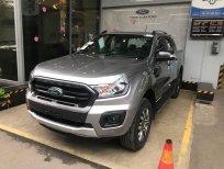 Ford Thanh Xuân - Bán ô tô Ford Ranger XLT số sàn, đời 2020, màu bạc