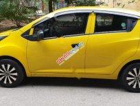 Cần bán Chevrolet Spark Van 1.0 AT sản xuất năm 2011, màu vàng, xe nhập