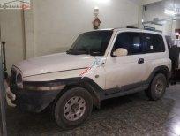 Bán Ssangyong Korando Tx5 năm sản xuất 2005, màu trắng, nhập khẩu giá cạnh tranh