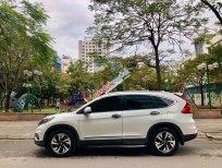 Cần bán gấp Honda CR V AT năm 2017, màu trắng, 895 triệu
