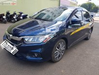 Xe Honda City Top năm sản xuất 2018, màu xanh cavansite, xe gia đình