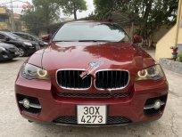 Bán BMW X6 năm 2008, màu đỏ, nhập khẩu nguyên chiếc, giá chỉ 718 triệu