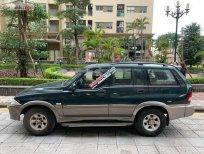 Bán xe Ssangyong Musso sản xuất 2004, màu xanh lam, nhập khẩu nguyên chiếc, giá tốt