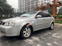 Bán xe Daewoo Lacetti CDX 2008, màu bạc chính chủ