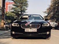 Cần bán lại xe BMW 5 Series 523i sản xuất 2011, màu đen, nhập khẩu nguyên chiếc giá cạnh tranh