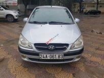 Bán xe Hyundai Getz sản xuất năm 2010, màu bạc, xe nhập