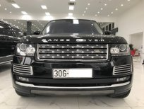 Cần bán lại xe LandRover Range Rover đời 2015, màu đen, xe nhập, như mới