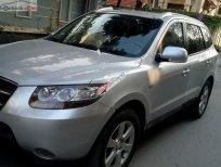 Bán Hyundai Santa Fe năm sản xuất 2009, màu bạc, nhập khẩu Hàn Quốc, chính chủ