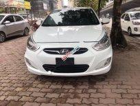 Bán xe Hyundai Accent 1.4 AT 2012, màu trắng, nhập khẩu nguyên chiếc giá cạnh tranh