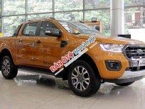 Bán ô tô Ford Ranger XLS AT 2019, màu cam, nhập khẩu nguyên chiếc