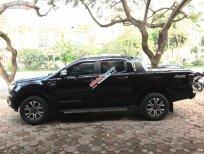 Bán Ford Ranger Wildtrak 3.2L 4x4 AT năm 2018, màu đen, xe nhập