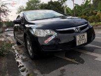 Bán xe Honda Civic 1.8 MT năm sản xuất 2008, màu đen như mới giá cạnh tranh