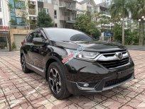 Cần bán Honda CR V 1.5G năm 2018, màu đen, xe nhập, giá chỉ 985 triệu