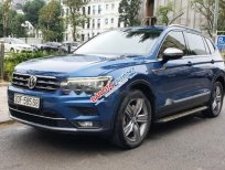 Bán Volkswagen Tiguan năm sản xuất 2018, màu xanh lam, xe nhập