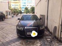Cần bán xe Audi A6 2010, màu đen, nhập khẩu nguyên chiếc