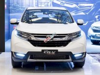 Honda ô tô Long Biên - Cần bán xe Honda CR V 1.5 E năm sản xuất 2020, màu trắng