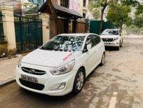 Cần bán gấp Hyundai Accent 1.4 AT 2015, màu trắng, nhập khẩu, giá tốt