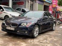 Cần bán BMW 5 Series 520i năm 2016, màu xanh
