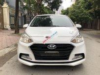 Cần bán xe Hyundai Grand i10 1.2AT 2018, màu trắng, giá chỉ 410 triệu