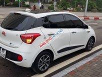 Bán Hyundai Grand i10 năm sản xuất 2018, màu trắng chính chủ, giá tốt