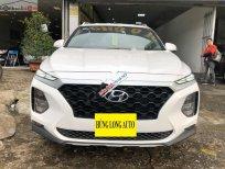 Bán Hyundai Santa Fe 2.2 L đời 2019, màu trắng số tự động