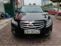 Bán ô tô Daewoo Lacetti CDX 1.6 AT 2010, màu đen, nhập khẩu