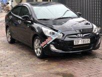 Bán xe Hyundai Accent 1.4 AT sản xuất 2012, màu đen, nhập khẩu Hàn Quốc số tự động