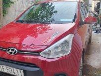 Bán Hyundai Grand i10 năm sản xuất 2015, màu đỏ, nhập khẩu, giá tốt