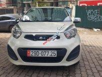 Cần bán gấp Kia Morning Van AT năm sản xuất 2012, màu kem (be), nhập khẩu Hàn Quốc số tự động