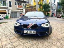 Bán ô tô BMW 1 Series sản xuất năm 2014, màu xanh lam, xe nhập, giá chỉ 710 triệu