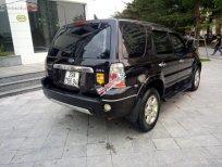 Cần bán lại xe Ford Escape sản xuất năm 2005, màu đen, giá 215tr