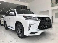 Cần bán gấp Lexus LX 570 đời 2018, màu trắng, nhập khẩu chính hãng