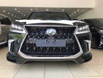 Bán Lexus LX 570 đời 2020, màu đen, nhập khẩu chính hãng