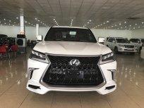 Bán Lexus LX570 Super Sport nhập trung đông, màu trắng ,sản xuất năm 2020 ,xe giao ngay ,giá tốt .
