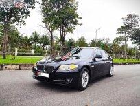 Bán BMW 5 Series 528i đời 2010, màu đen, xe nhập, giá tốt
