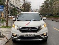 Bán Honda CR V 2.4 đời 2015, màu trắng
