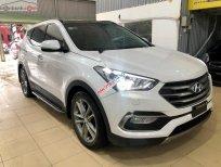 Bán Hyundai Santa Fe 2.2CRDi 2016, màu trắng