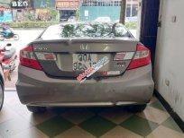 Cần bán xe Honda Civic 2.0 AT năm sản xuất 2012, màu đen