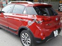 Cần bán gấp Hyundai i20 Active 1.4 AT đời 2017, màu đỏ, nhập khẩu