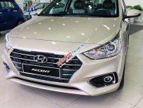 Hyundai Long Biên - Bán Hyundai Accent 1.4 AT sản xuất 2020, màu vàng cát