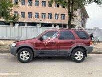 Cần bán Ford Escape năm 2003, màu đỏ, số tự động
