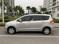Cần bán lại xe Suzuki Ertiga GLX AT đời 2016, màu bạc, 450 triệu